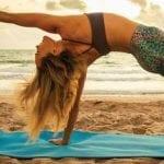 mermaid yoga