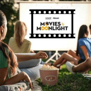Movies by Moonlight @ Las Olas Oceanside Park