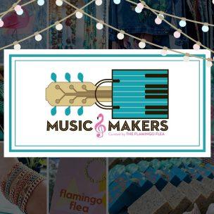 Music & Makers @ Las Olas Oceanside Park