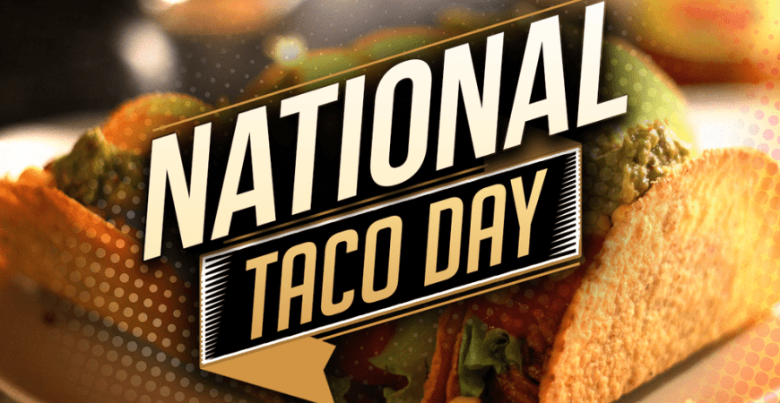 Where to Celebrate National Taco Day on Fort Lauderdale Beach