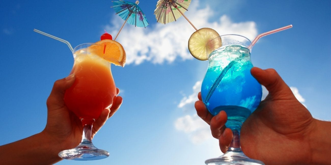 5 Must Have Cocktails for Your Beach Vacation