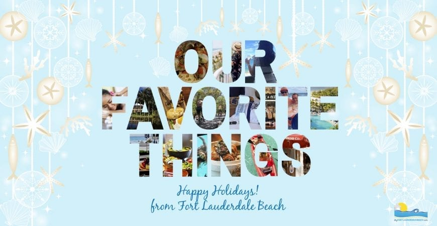 our favorite things sweepstakes