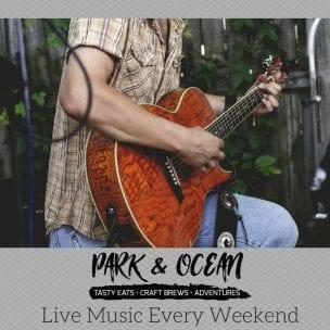 Live Music at Park & Ocean @ Park & Ocean