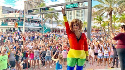 Carnaval Pride Parade @ Fort Lauderdale Beach |  |  |
