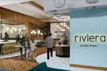riviera outside