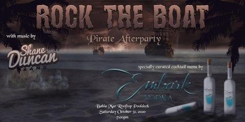 Rock The Boat @ Bahia Mar Fort Lauderdale