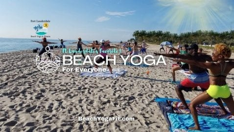 Saturday Beach Yoga- Ft Lauderdale Beach @ Fort Lauderdale Beach Yoga & Fitness | Fort Lauderdale | Florida | United States