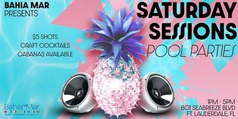 Saturday Sessions @ Bahia Mar Fort Lauderdale