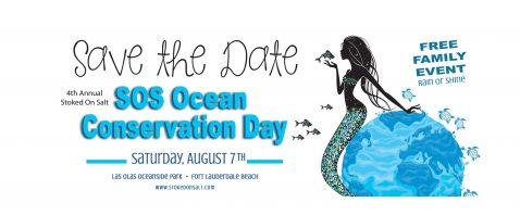 SOS Ocean Conservation Day @ Las Olas Oceanside Park