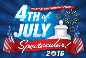 4th of July Spectacular @ The Hub on Fort Lauderdale Beach