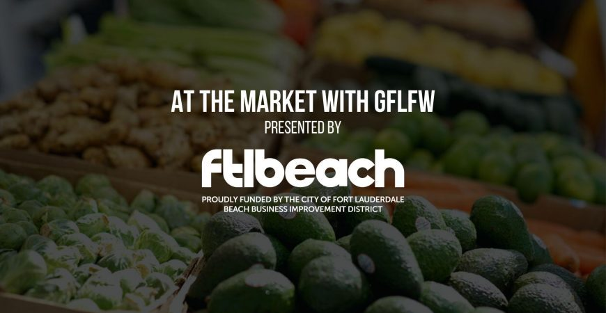 at the market with gfl