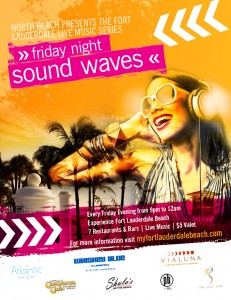 Friday Night Sound Waves
