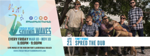 FNSW presents: Spred the Dub @ Fort Lauderdale Beach Hub | Fort Lauderdale | Florida | United States