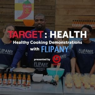 TARGET: Health with FLIPANY @ Las Olas Oceanside Park | Fort Lauderdale | Florida | United States