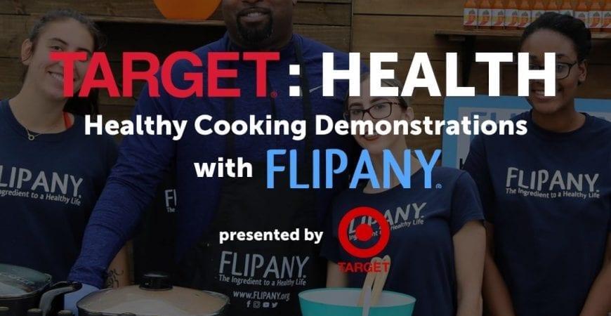 target health with flipany