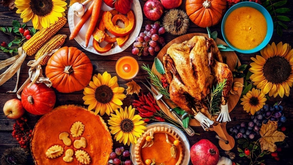 Thanksgiving Dining Guide 2020