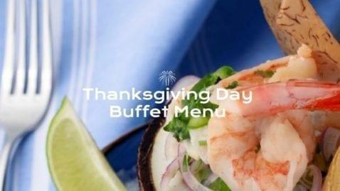 Thanksgiving at Steelpan @ Steelpan Kitchen & Bar