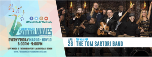 FNSW presents: Tom Sartori @ The Fort Lauderdale Beach Hub | Fort Lauderdale | Florida | United States