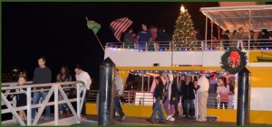 Water Taxi Holiday Lights Cruise