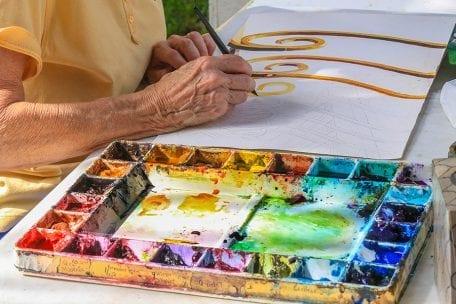 Watercolor Workshop @ Bonnet House Museum & Gardens
