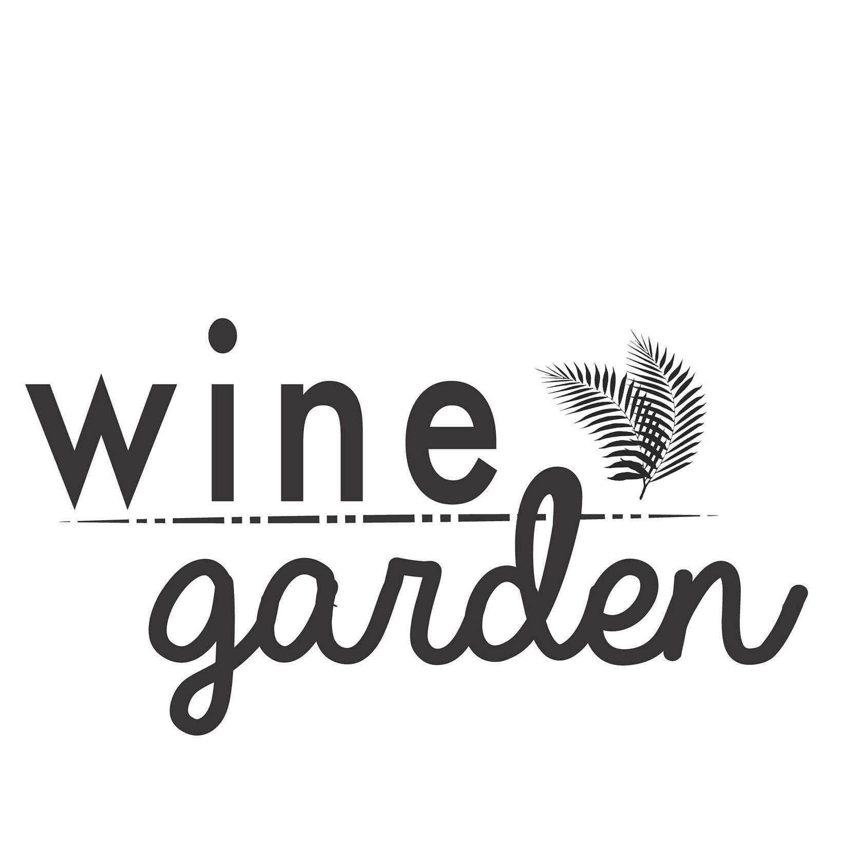 Wine & Garden Logo
