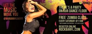 Zumba in the Nightclub @ Rock Bar | Fort Lauderdale | Florida | United States